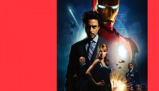 #Arquivo   Homem de Ferro: o primogénito da Marvel