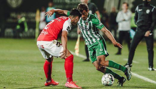 SC Braga deixa fugir pontos frente ao Rio Ave FC