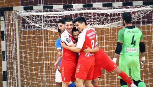 SC Braga/AAUM sofre segunda derrota consecutiva