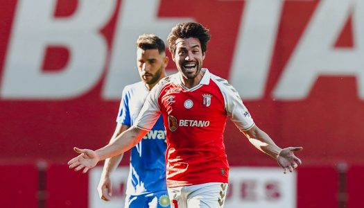 SC Braga perde pontos em casa diante do Belenenses SAD