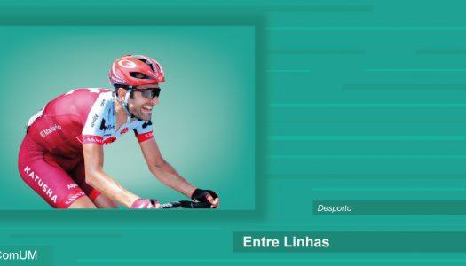 Tiago Machado: Do Minho para o Mundo numa bicicleta