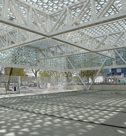 Praça-Mercado Vila Nova de Famalicão