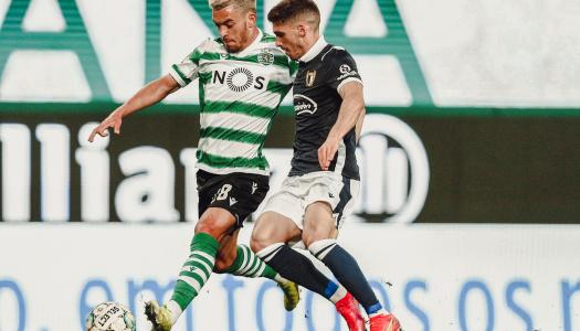FC Famalicão empata na deslocação a Alvalade