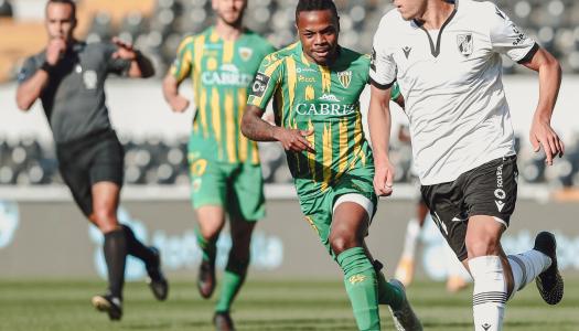 Vitória SC perde na receção ao CD Tondela