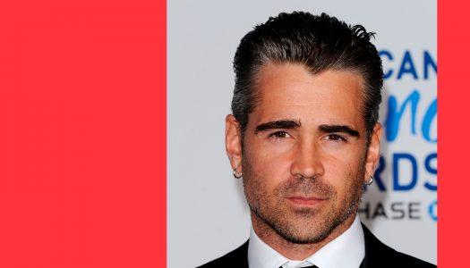 #Perfil | Colin Farrell: a vida reservada, os insucessos e o respeito