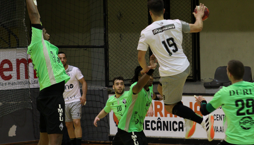 ABC/UMinho sofre derrota na Madeira