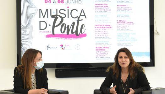 Festival Música d'Ponte celebra rota do Eixo Atlântico