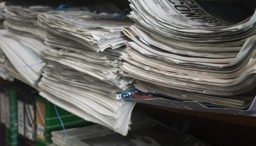 """Dia Mundial da Liberdade de Imprensa. """"O jornalismo está diretamente ligado à existência de sociedades democráticas"""""""