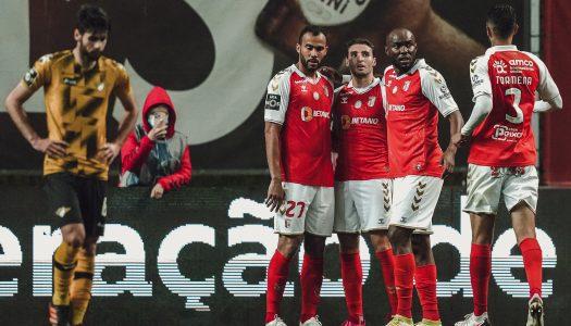 SC Braga X Moreirense (Destaques)