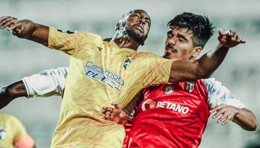 SC Braga empata frente ao Portimonense