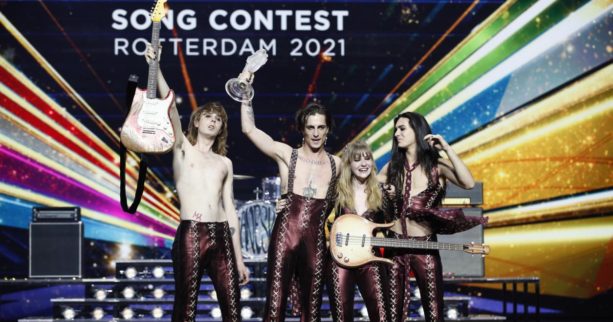 Eurovisão 2021 Itália