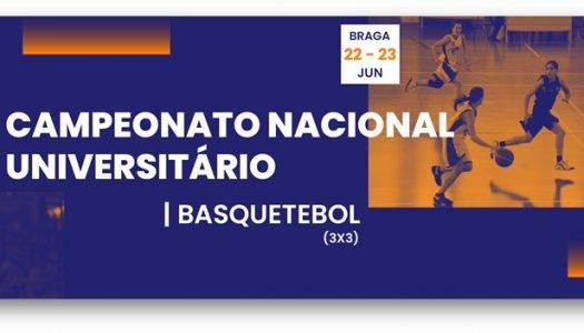 Braga recebe competição de basquetebol 3×3