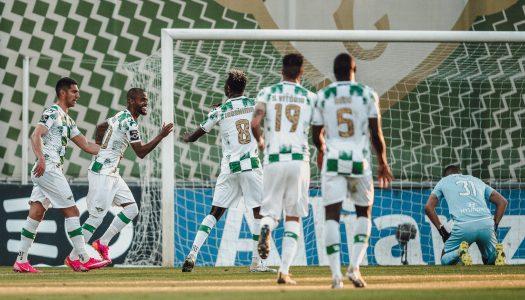 Moreirense X FC Famalicão (Destaques)