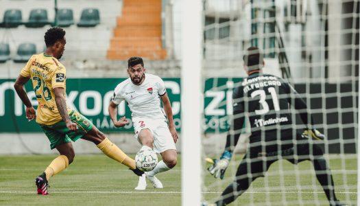 Gil Vicente vence na Capital do Móvel e garante manutenção na Liga NOS