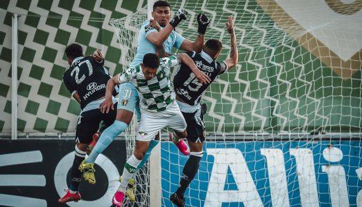 Moreirense triunfa em dérbi minhoto frente ao FC Famalicão