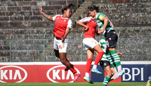 SC Braga triunfa frente ao Sporting  CP