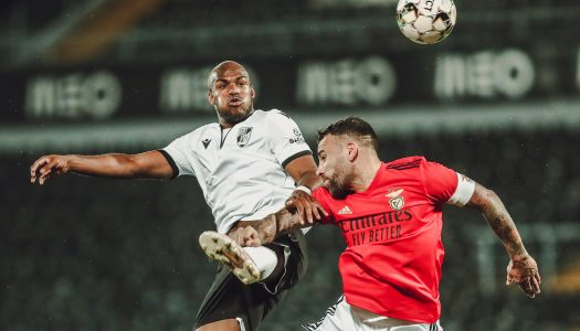 Vitória SC perde e deita por terra sonho europeu