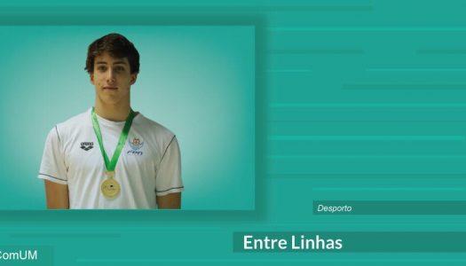 José Paulo Lopes: dos recordes na piscina até aos Jogos Olímpicos
