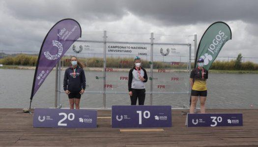 AAUM arrecada medalha de prata no Campeonato Nacional Universitário de Remo