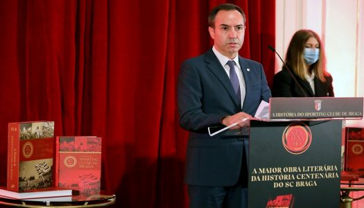 António Salvador vence eleições do SC Braga e parte para novo mandato