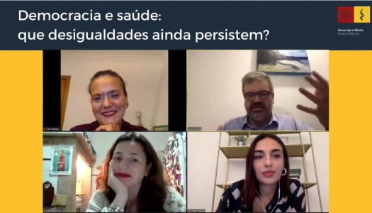 """Sandra Ribeiro: """"A saúde é uma área com grande capacidade de fazer democracia"""""""