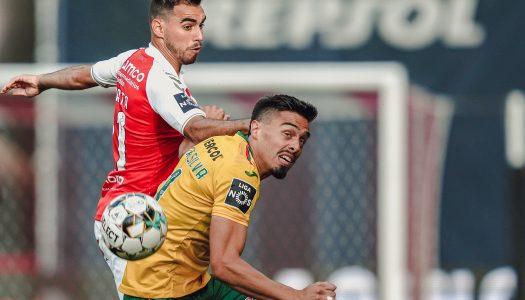 SC Braga não vai além do empate na receção ao FC Paços de Ferreira