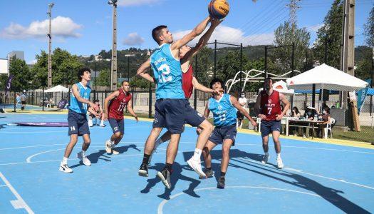 Basquetebol da AAUMinho conquista pódios no Campeonato Nacional Universitário