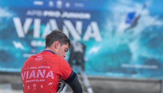 Surf Clube de Viana: manobrar a onda da ação social