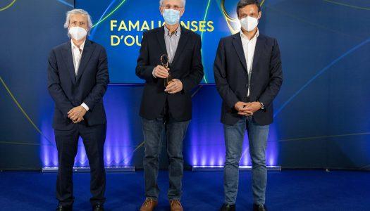 José Fernandes e Academia Gindança premiados na gala Famalicenses D'Ouro