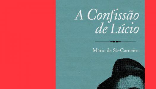 #Arquivo | A Confissão de Lúcio: amor, suicídio e loucura