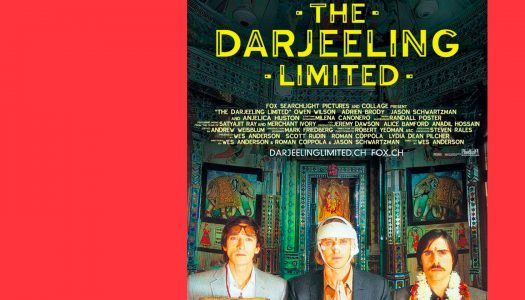 #Arquivo   The Darjeeling Limited: o início de uma viagem colorida