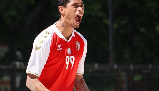 SC Braga vence ADC Sótão sem dificuldades