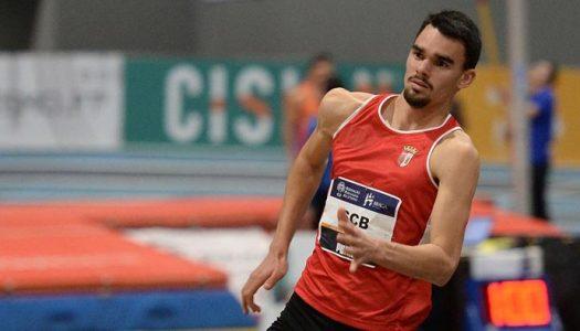 Francisco Barreto vence Campeonato de Salto em Altura