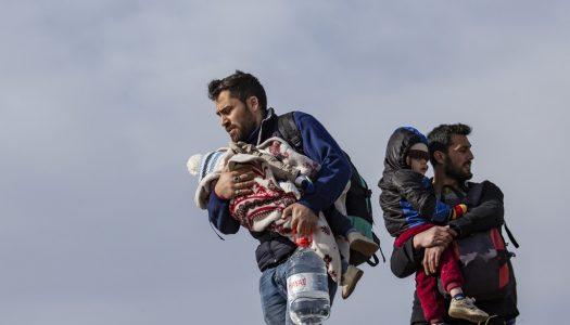 Crianças e jovens refugiados acolhidos em Braga