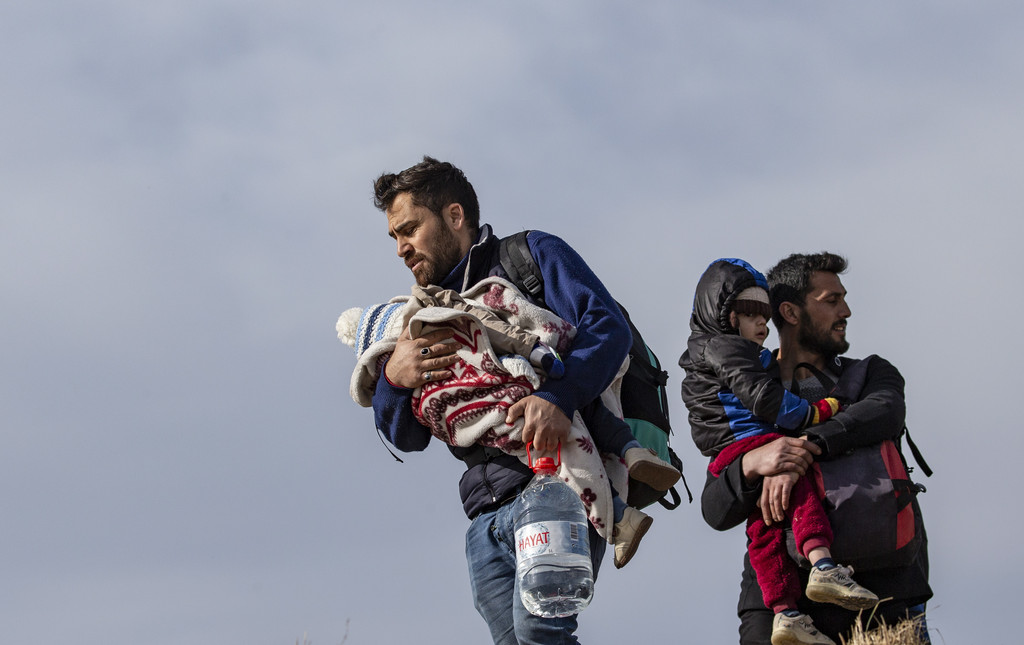 Dia Mundial do Refugiado, crianças e jovens refugiados