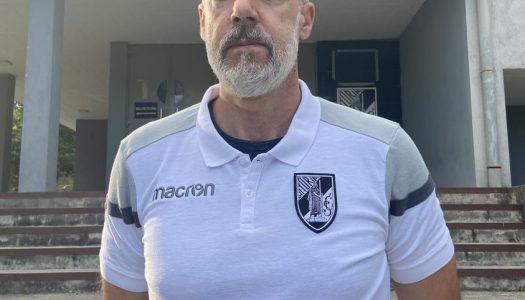 João Paulo Pereira assume comando do voleibol do Vitória SC