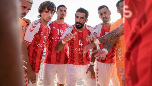 SC Braga vence GRAP num jogo recheado de golos