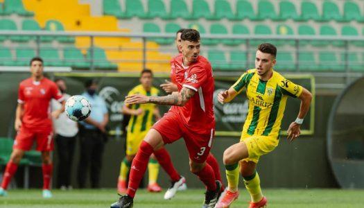 Gil Vicente avança para a segunda fase da Allianz Cup
