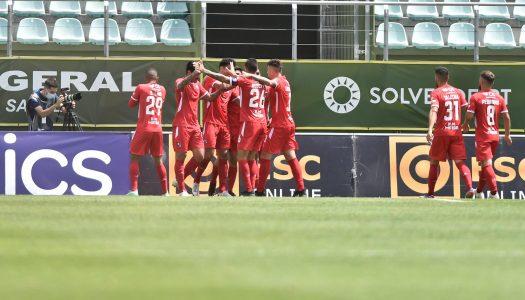 Gil Vicente FC: ficar na primeira metade da tabela é a meta para 2021/22