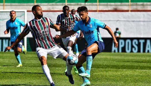 FC Vizela afastado da Allianz Cup pelo CF Estrela da Amadora