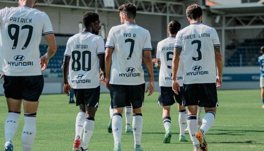 FC Famalicão vence CD Feirense e continua na Allianz Cup