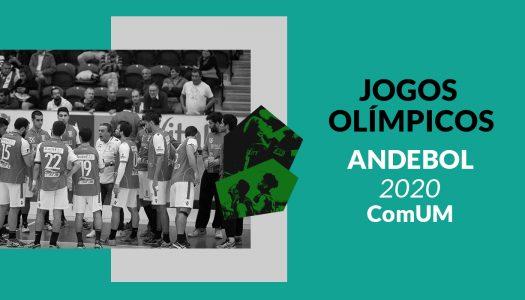 Jogos Olímpicos: andebol perde e falha apuramento para a fase seguinte