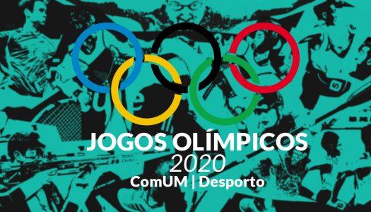 Jogos Olímpicos: o caMinho até Tóquio2020