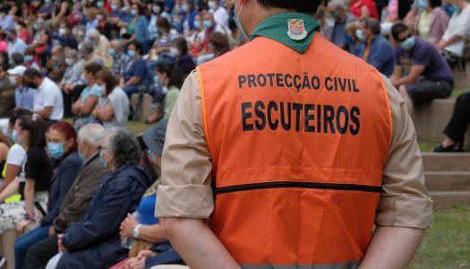 Escuteiros iniciam vigilância florestal em Viana do Castelo