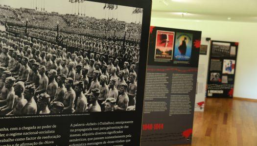 Exposição na Casa do Território em Famalicão destaca sistema concentracionário nazi
