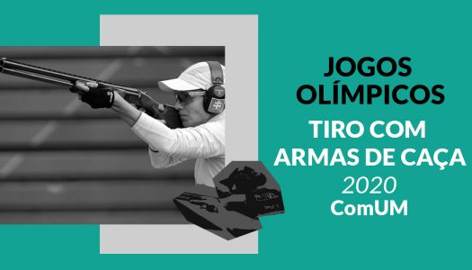 João Paulo Azevedo atinge o 20º lugar na prova de trap do tiro com armas de caça