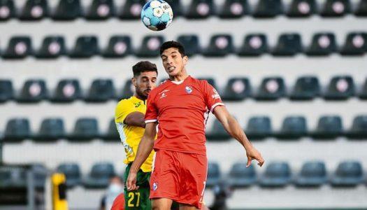 Gil Vicente FC eliminado da Allianz Cup nas grandes penalidades