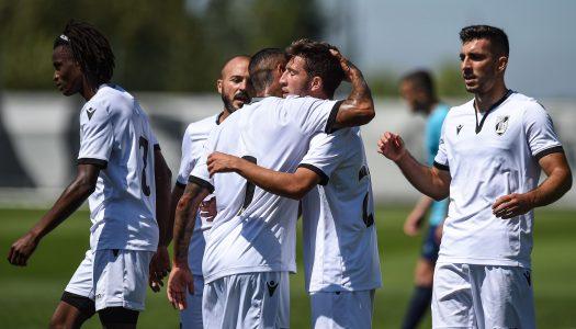 Vitória SC procura o acesso às competições europeias