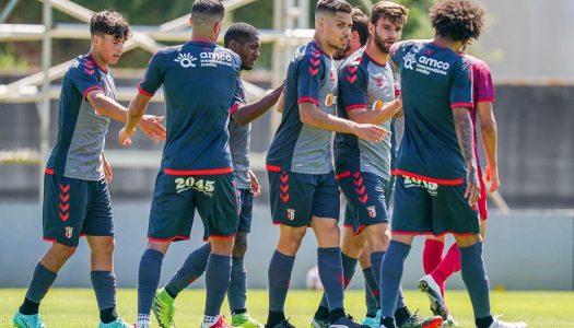 SC Braga aponta para a melhoria dos resultados da época transata