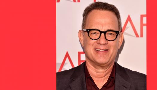 """#Perfil   Tom Hanks: uma caixa com """"muitos chocolates bons"""""""